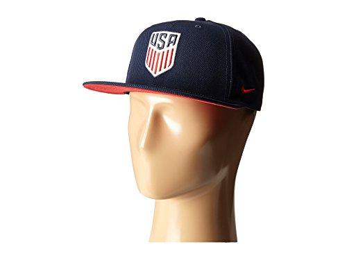 (Nike USA Core Adjustable Hat (Navy))