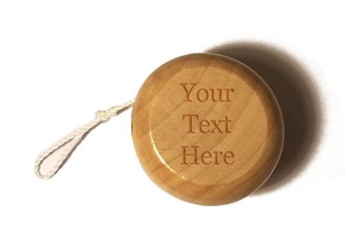 Customized 3D Laser Engraved Personalized Custom Wooden -