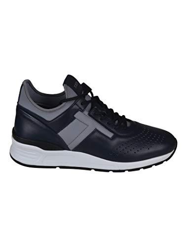 Sneakers Blu Xxm69a0w920iln61zh Tod's Uomo Ecopelle B7n74P