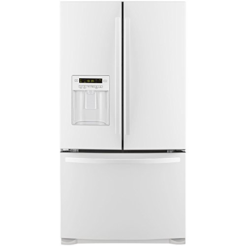 Kenmore 73052 26.8 cu. ft. French Door Bottom Freezer Refrigerator in White, includes delivery and hookup