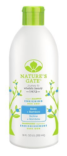 Strengthening Shampoo -- 18 fl oz (Natures Gate Strengthening Shampoo)