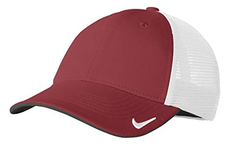 Nike Golf Mesh Back Cap, Medium/Large, Red