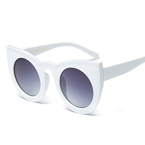 Unisex Fashion Sunglasses Hosamtel Men Women Vintage Mirrored Retro Lens Sunglasses Outdoor Sports Eyewear Aviator Glasses - Australia Sports Sunglasses