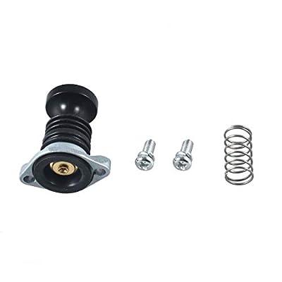 Supermotorparts Carburetor Primer Pump for Honda ATV Carb ATC250SX ATC250ES TRX300 TRX300FW TRX350 TRX350TE TRX350FM TRX400FW TRX450ES TRX650FA: Garden & Outdoor