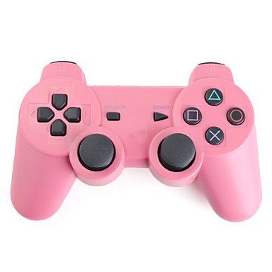 Wireless Controller for PlayStation 3 PS3 Pink