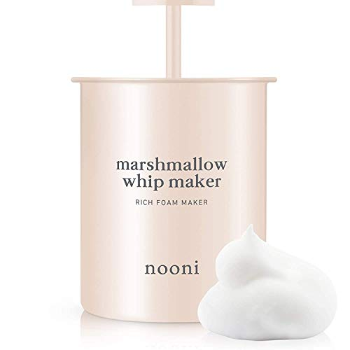 NOONI Marshmallow Whip Maker Foam Cleanser | Rich Foam Maker for Face Wash | Korean Skincare Tools