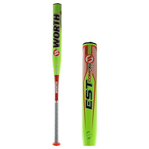 Bat Slow Pitch Est Softball - Worth EST Comp 13