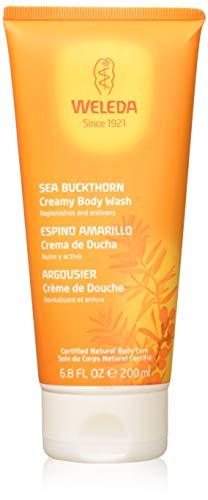 Weleda Body Wash, Sea Buckthorn, 6.8-Ounce ()
