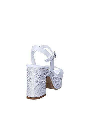 Sandales V Femmes Bleu SHOES GRACE F18 220 à Talons Hauts 1RIqwxn4
