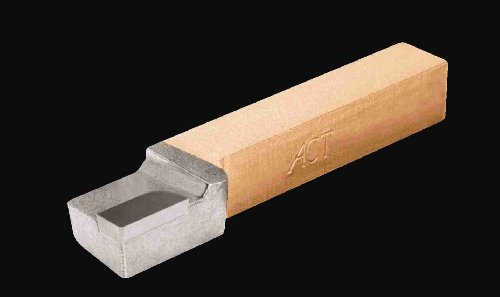 [해외]오프셋 커팅, 오른손, C5 그레이드, GR 스타일 용 미국 초경 공구 초경 팁 공구 비트/American Carbide Tool Carbide-Tipped Tool Bit for Offset Side Cutting, Right Hand, C5 Grade, GR Style