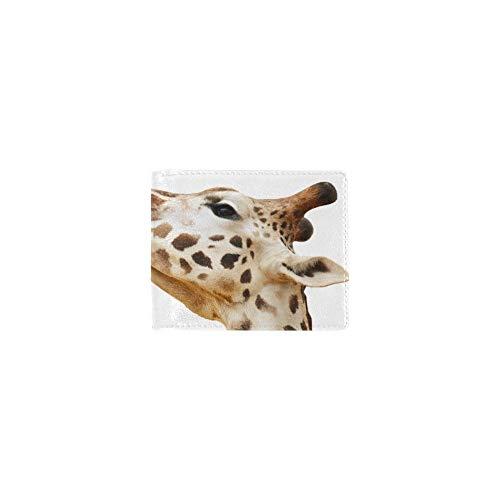Filles Portefeuille Les Id Bourse Lether Pochettes Bold Pièce Pour Pliable Poche Voyage De Et Longue Monnaie Titulaire Hommes Embrayage Girafe Femmes Visite D'argent Clip Carte qn1UR
