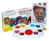 Snazaroo 8 Color Sparkle Face Paint Pallet