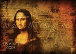 Da Vinci Code Movie  Poster Print