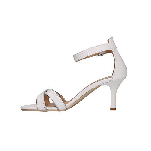 Scarpe Bianco 6001 P806001de Giardini Sandali Elegante Donna Nero gvnTpwRq