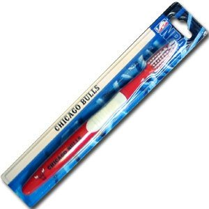 UPC 754603284458, NBA Toothbrush - Chicago Bulls