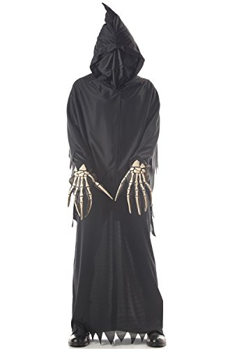 Grim Reaper Deluxe Adult Costume Size One Size]()