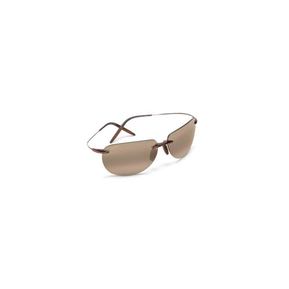 Maui Jim Unisex Nakalele Rootbeer/Copper Sunglasses