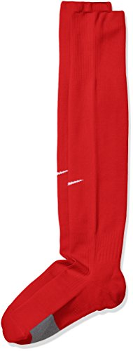 Nike Park IV Soccer Socks (Red, Medium)