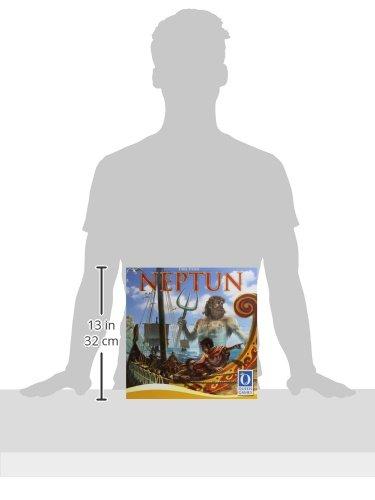 Queen Games Neptune Board Game