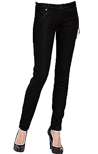 (DYLAN GEORGE ALEXA CONTEMPORARY FIT SKINNY JEANS (SPARROW, WAIST 29))