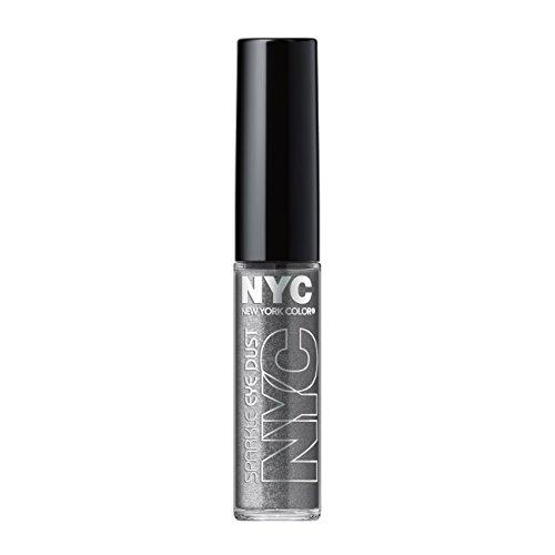 N.Y.C. New York Color Sparkle Eye Dust, Diamond Dust, 0.105 Ounce (Outdoor Shops Nyc)