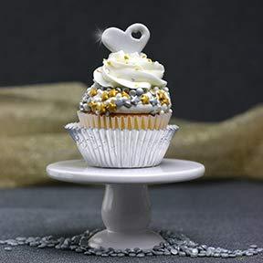 Satin Ice Silver Shimmer Fondant, Vanilla, 5 Pounds by Satin Ice (Image #3)