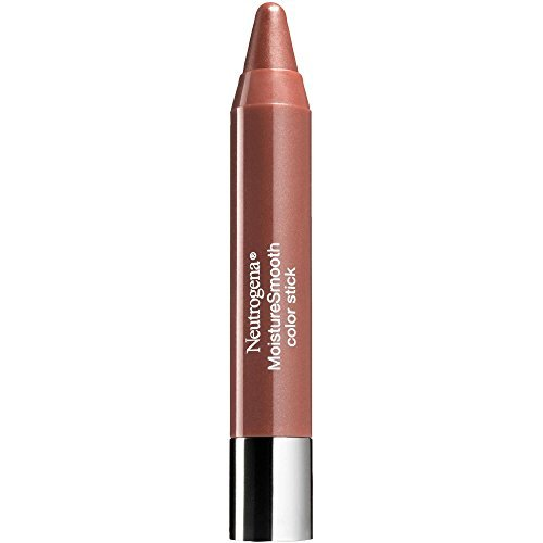Raspberry Soft - Neutrogena Moisturesmooth Color Stick, 90/Classic Nude, 0.011 Ounce