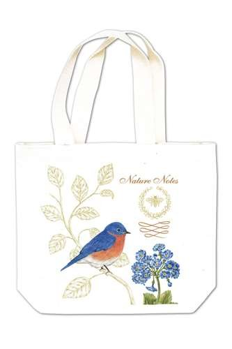 Bluebird Gift Tote (Miscellaneous Gifts, Flowers & Food)