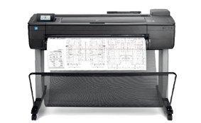 HP F9J64A 728 (F9J64A) Matte Black Original Ink Cartridge, 69 mL by HP