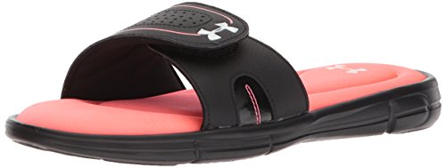 Black Fushia Slide Pink Vii Women's Sandal Under Armour Ignite vnqOAwPZ