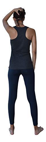 Sexy Basics Women's 12 Pack Racer Back Tank Tops/Cotton Ribbed -Flex Light Weight Tank Tops