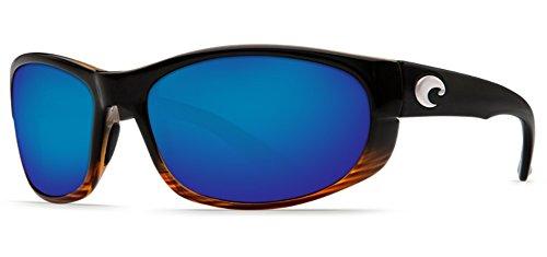 Costa Del Mar howler Sunglasses, Coconut Fade, Blue Mirror 580 - 580p Costa Howler
