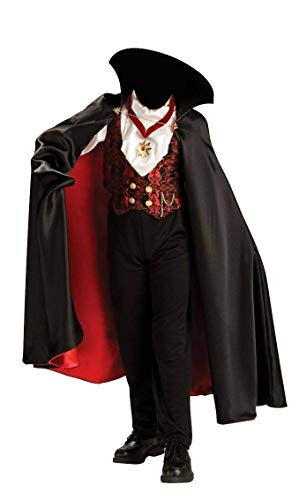 Transylvanian Halloween Costume for Boys – Perfect Vampire Costume for Cosplay and Party -