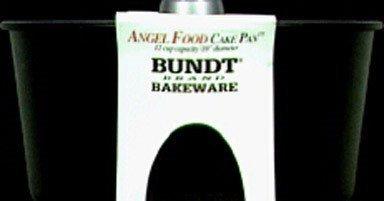 Nordicware Angel Food Pan 12 Cup Metallic Gray