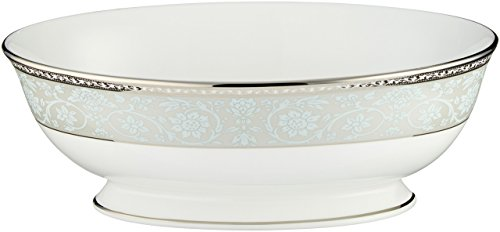 Lenox 858268 Westmore Open Vegetable Bowl, White