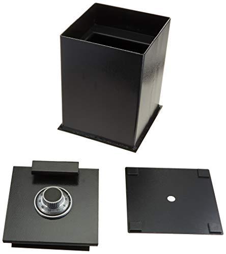 Protex Durable Floor Safe, Black (IF-1212C II)