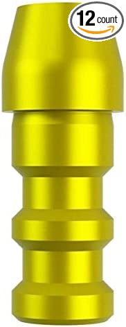 .246-13GR GOLD TIP ACCU BUSHINGS NEW UNI24612-12 PACK