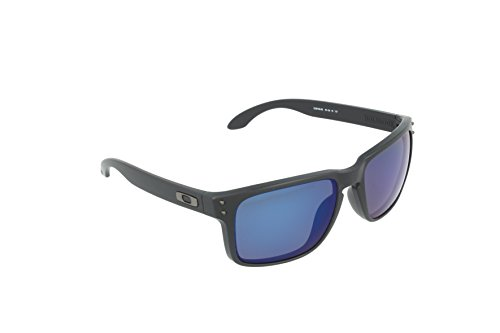 c8ce311b153 Oakley mens Holbrook OO9102-50 Iridium Polarized Sport - Import It All
