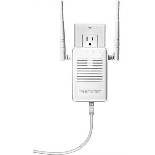TRENDnet TEW-822DRE IEEE 802.11ac 1.17 Gbit/s Wireless Range