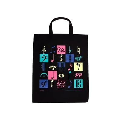 Music Motif Tote Bag XL (Color)