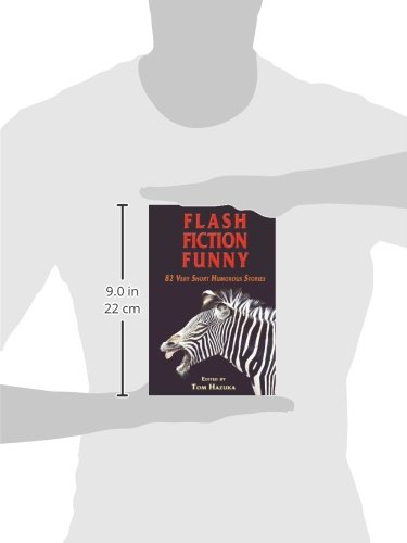 Amazon flash fiction funny 9781595408822 tom hazuka books fandeluxe Images