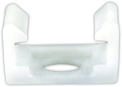 JR Products RV Trailer Folding Door Carrier Window Curtain Glider