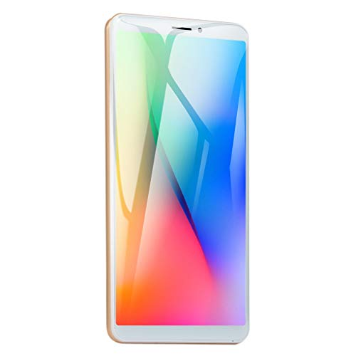 Hot Sale, NDGDA New 5.8 inch Dual SIM Smartphone Android 6.0 Full Screen GSM/WCDMA Touch Screen WiFi Bluetooth GPS 3G Call Mobile Phone (Gold) by NDGDA Smart Phone (Image #8)