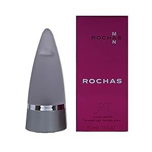 Amazon.com: Rochas Man - Agua de colonia: ROCHAS: Luxury Beauty