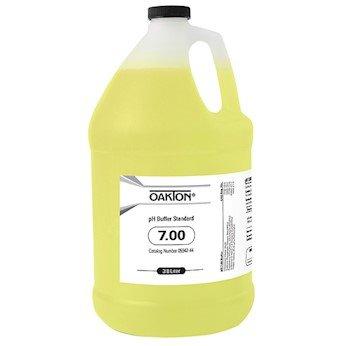 Oakton Buffer Solution, pH 7.00; 1 gal.