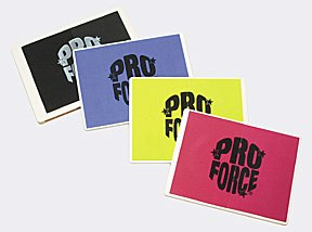 - ProForce Rebreakable Boards rouge - 6 16  thick