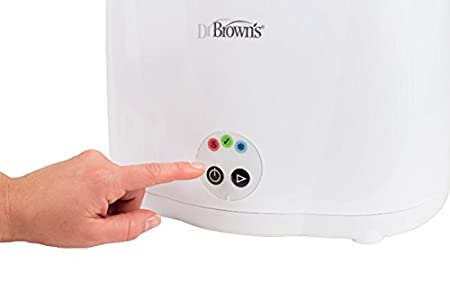 Dr. Browns 162585.4 - Esterilizador eléctrico
