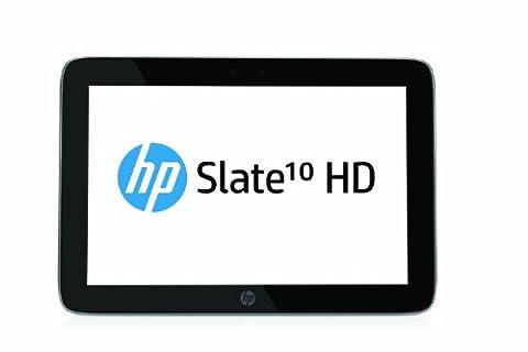 HP Slate S10-3500US 10-Inch Tablet with Beats Audio (Silk Grey) (Hp Slate 16gb)