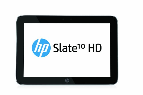 HP Slate 10 HD 3600US 10-Inch Tablet with Beats Audio (free T-Mobile 4G)