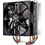 Cooler Master Hyper 212 Evo (RR-212E-20PK-R2) CPU Cooler with PWM Fan, Four Direct Contact Heat Pipes (Renewed)